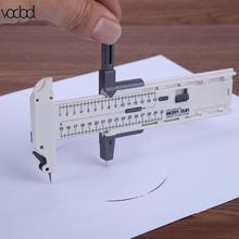 Circle Cutter Round Knife Adjustable Compasses Heat Shrink Film Cutting Patchwork Tool Rubber Leather
