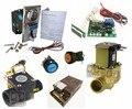"""1 комплект регулировки громкости для воды торговый автомат с 1/2 """"электромагнитный клапан, датчик потока"""