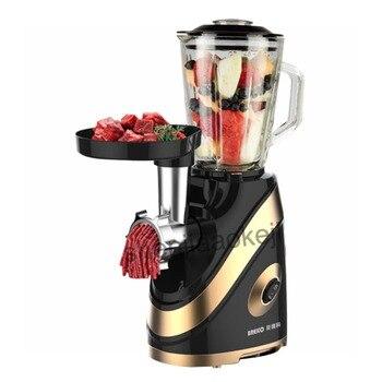 AMB208-100 Meat grinder electric juicer mincer grinder home Enema machine soyabean milk machine Multi-function food processor