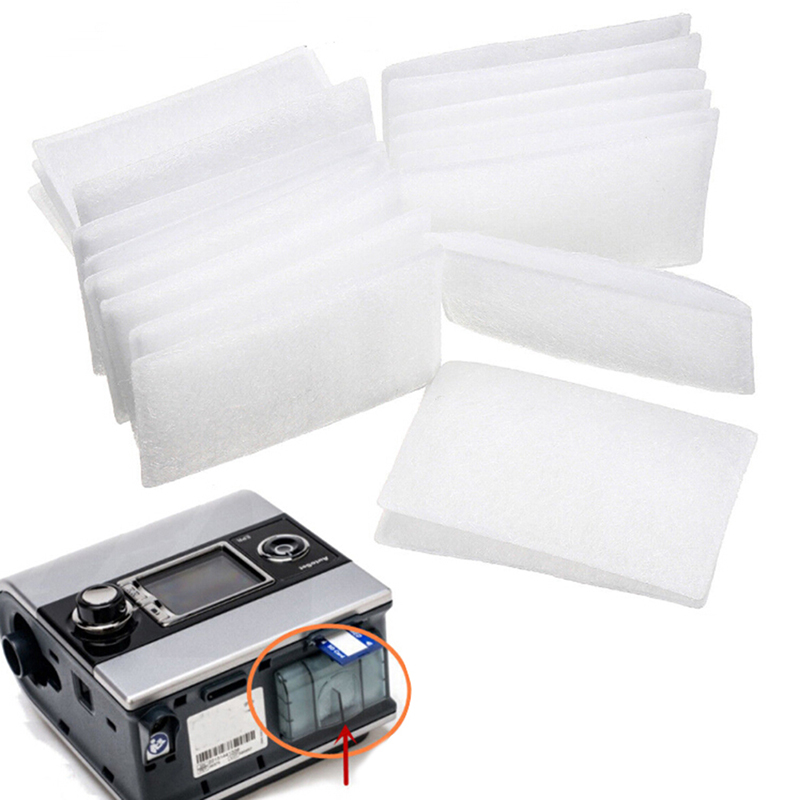 Capable 20 Pcs/bag Disposable Universal Replacement Filters For S9/s10 Resmed Airsense Wholesale Fragrant (In) Flavor
