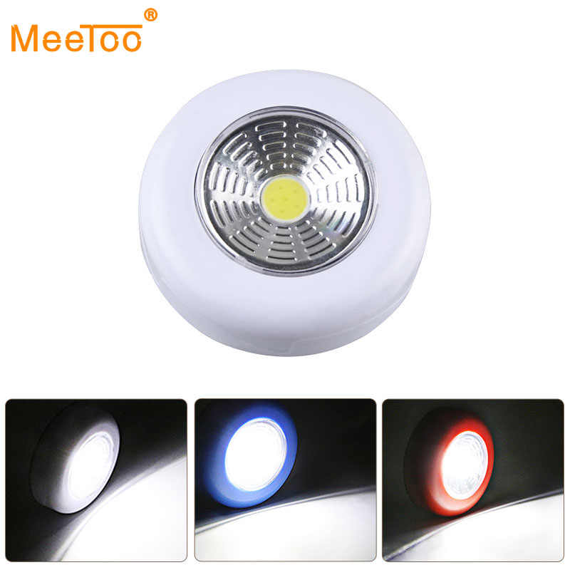 COB LED Emergency Light Battery Luminaria Indoor Outdoor Camping Hiking Fishing Tent Lamp Lightbox Path Stair Wall Night Light