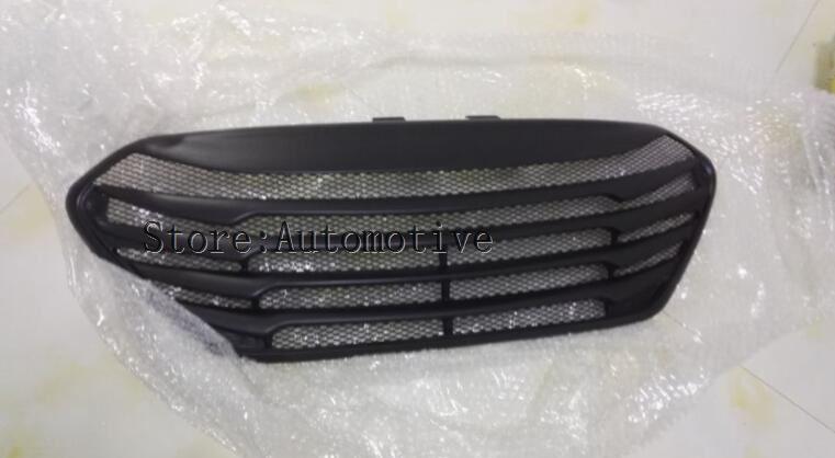 2009-2012 pour Hyundai ix35 sortie noire avant la grille moyenne galvanoplastie de voiture