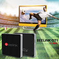 Beelink s912 gt1 tv box 4 k amlogic quad core android 6.0 2.4g + 5.8G Dual WiFi Bluetooth 4.0 2G 16 GB Set top TV box PK A95X X96