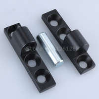 Free Shipping Detachable Hinge Electric Cabinet Industry Heavy Hinge Switchgear Meter Control Cabinet Fitting Hardware