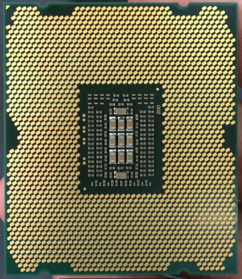 Processeur Intel Xeon E5-2690 E5 2690 huit cœurs 2.9G SROL0 C2 LGA2011 CPU 100% fonctionnant correctement processeur d'ordinateur de bureau serveur PC - 2