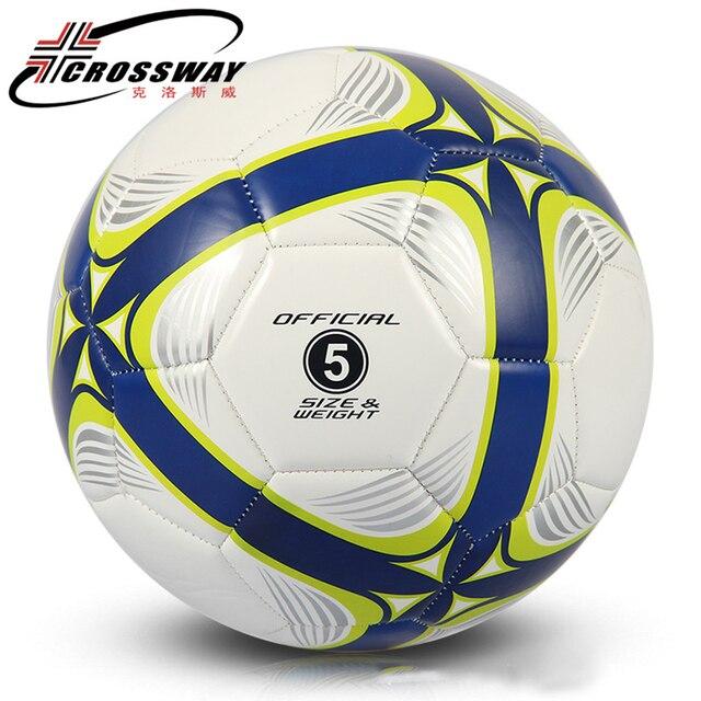 Children Match Training Soccer Ball