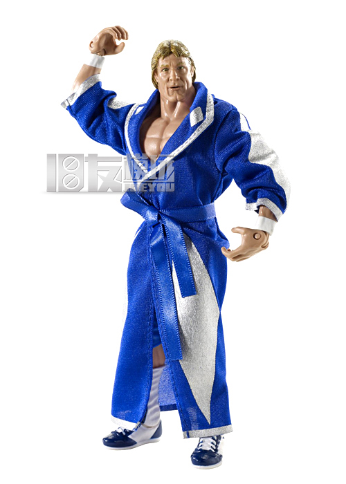 18CM High Quality Classic Toy Super Movable Wrestler occupation wrestling Paul Orndorff Fighter action figure Toys