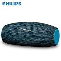 Philips оригинальный Портативный динамики мини 10 Вт Саундбар сабвуфер Беспроводной BT V2.1 + EDR AUX Bluetooth радио