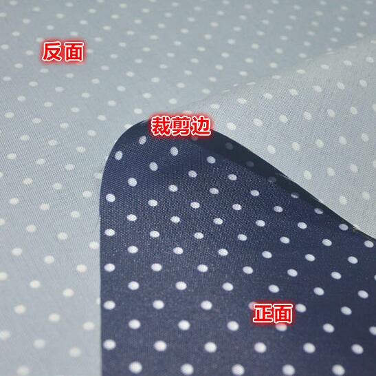 0 2MM 300D Bullet Silk Oxford Cloth Thickened Point Printing Handbag polyester Fabric home textiles patch diy fabric C591 in Fabric from Home Garden