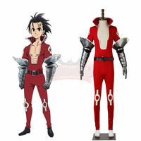 Seven deadly sins Revival Of The Commandments Nanatsu No Taizai 2 Zeldris Cosplay Costume adult outfit