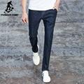 Pioneer camp nuevo diseño jeans hombres famosa marca de ropa masculina pantalones de mezclilla de moda casual pantalones vaqueros flacos para los hombres anz707001