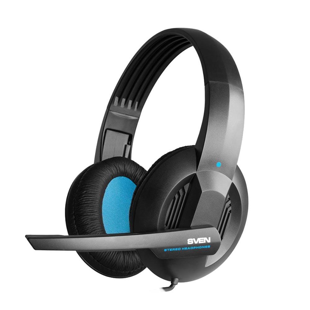 Consumer Electronics Portable Audio & Video Earphones & Gaming Headphones SVEN SV-0410680MV