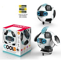 Surwish Multifunctional Speech Recognition Ball Robot Children Science And Educational Toy Games For Children Boy Gilrs Gift