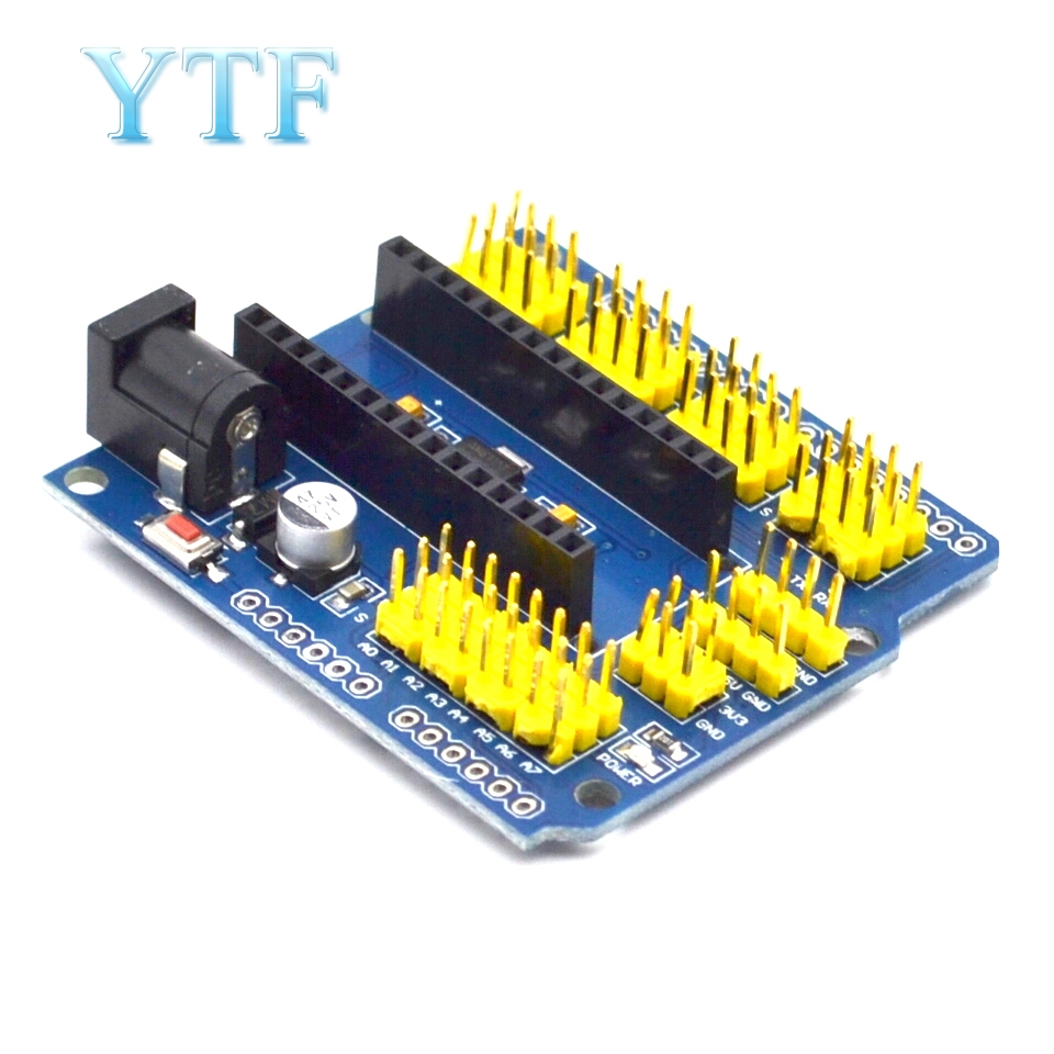 XD-212 NANO UNO Multifunction Expansion Board Diy Nano V3.0 ATmega328