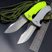 Newest 0920 Folding Knife S35VN Blade G10 Handle Portable Tactical Knives Survival Pocket Knife Utility Multi