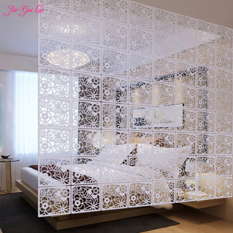 jiagui luo hanging room dividers partitions folding screen decorative partition aluminium chain curtain paravent