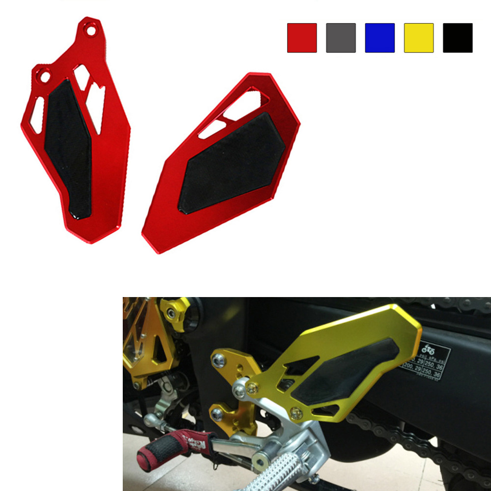 Knight CNC Carbon fiber rest Rear set Foot Peg Plate Guard For Yamaha R3 2015-2017 R3 ABS 2017 R25 2013-2017 MT03 MT25 2015-2016 morais r the hundred foot journey