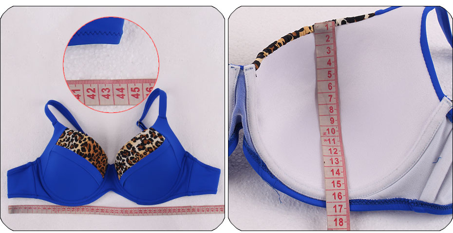 Andzhelika Bikinis Women Swimsuit Newest Sexy Leopard Patchwork Bikinis Set Plus Size Swimwear Maillot de bain Femme Biquini 11