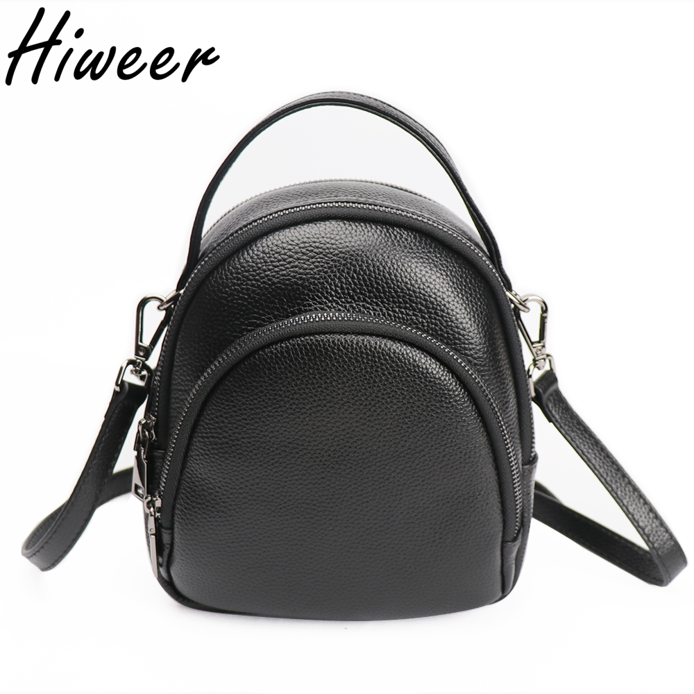 2018 Fashion Women Handbag Messenger Bags Genuine Leather Shoulder Bag Lady Crossbody Mini Bag Female Evening Bags 2016 women fashion brand leather bag female drawstring bucket shoulder crossbody handbag lady messenger bags clutch dollar price