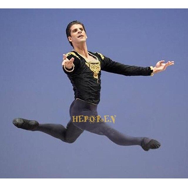 Custom Man Velvet Ballet Jacket Prince Dance Costume Male Suit