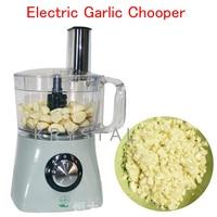Alho Chooper elétrica   1.2L Máquina   Máquina de Cortar Alho Gengibre Alho Casa Moedor de Pimenta Moedor   Economia De Trabalho JS  600 Processadores de alimentos     -