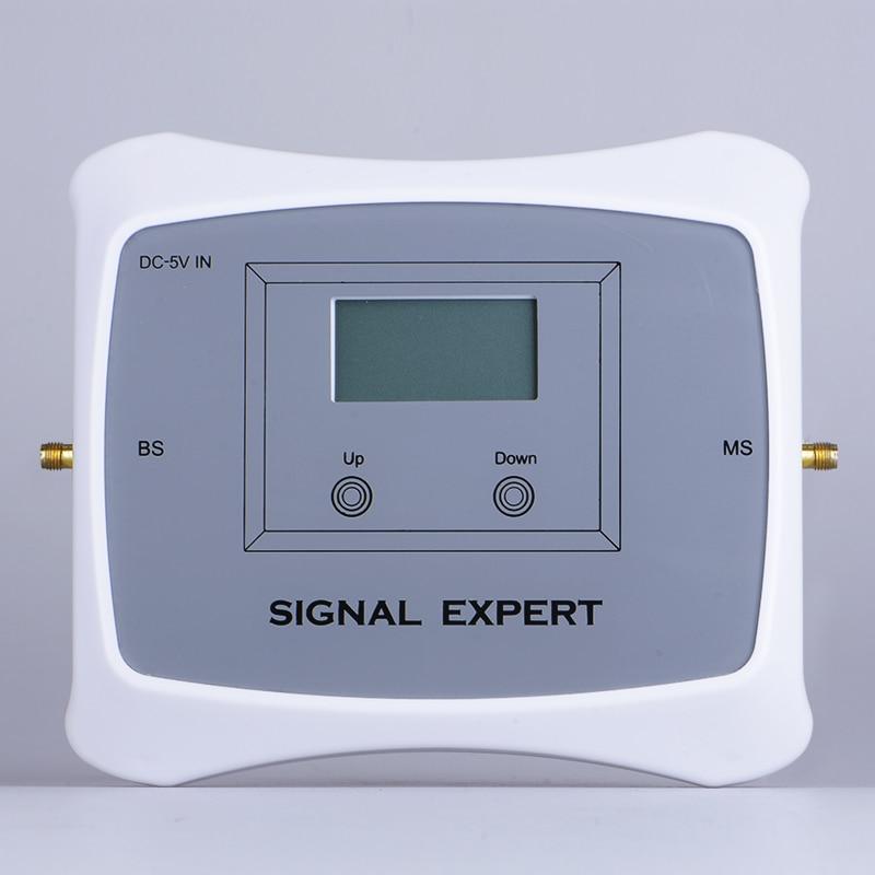 2G 4G Handy-Signalverstärker 65 dB GSM 900 LTE 1800 Band 3 - Handy-Zubehör und Ersatzteile - Foto 2