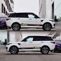 TAIYAO car styling sport car sticker For RANGE ROVER SPORT Levinson car accessories and decals auto sticker