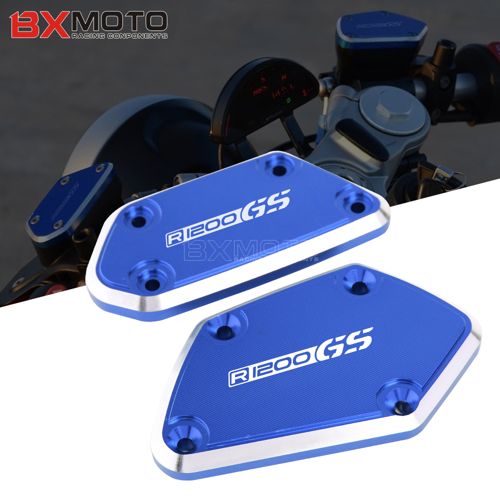 Adv Brake Clutch Master Cylinder Fluid Reservoir Cover Cap For BMW R1200R R1200RS R1200RT R1200GS GT