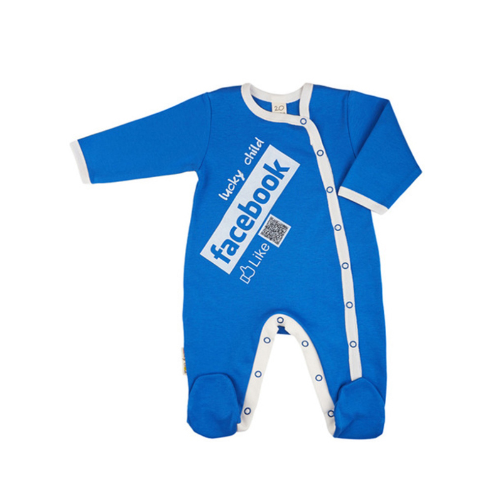 Jumpsuit Lucky Child for boys 9-161 Children's clothes kids Rompers for baby baby rompers 100