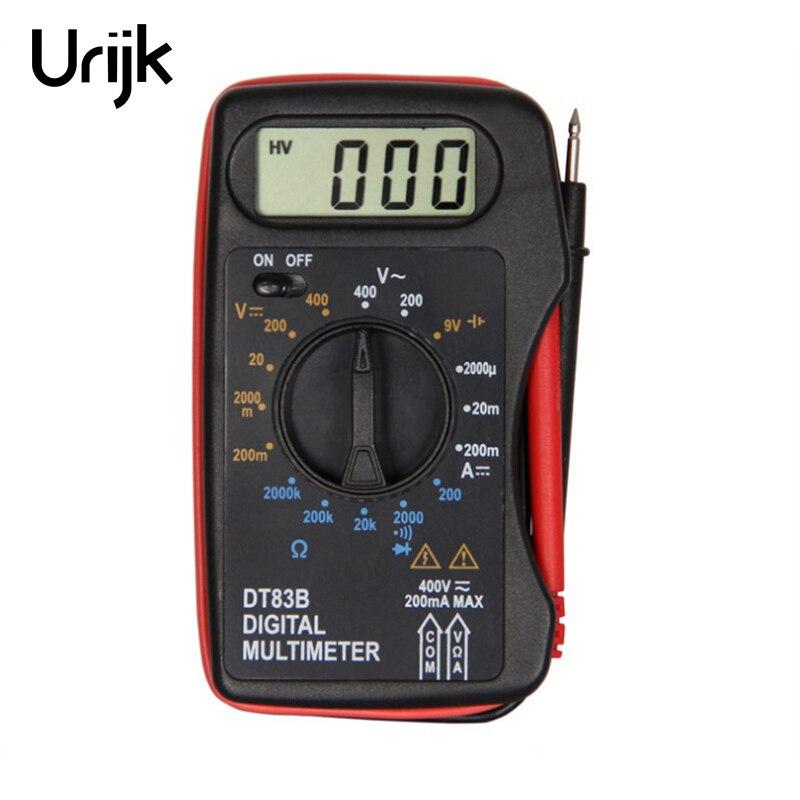 1PC PM3 Sanwa Mini Digital Multimeter with multi-function