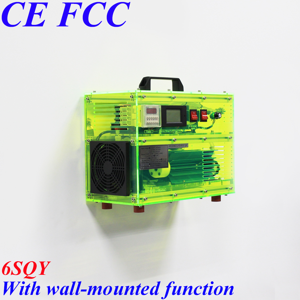 Ce Emc Lvd Fcc Factory Outlet Bo-1030qy Adjustable Ozone Machine 10 Tons Of Swimming Pool Water Disinfection Instead Of Chlorine