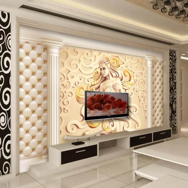 97+ Home Decorative Wallpaper - Beibehang Custom Wallpaper Home ...