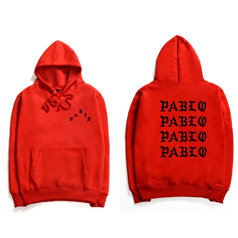 """I Feel Like Pablo"" Hoodie 3"