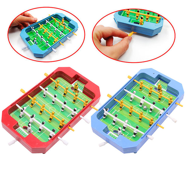 d629dbac4f8a8 Mini Table de Football Table de Football baby-foot planche Machine maison jeu  jouet cadeau