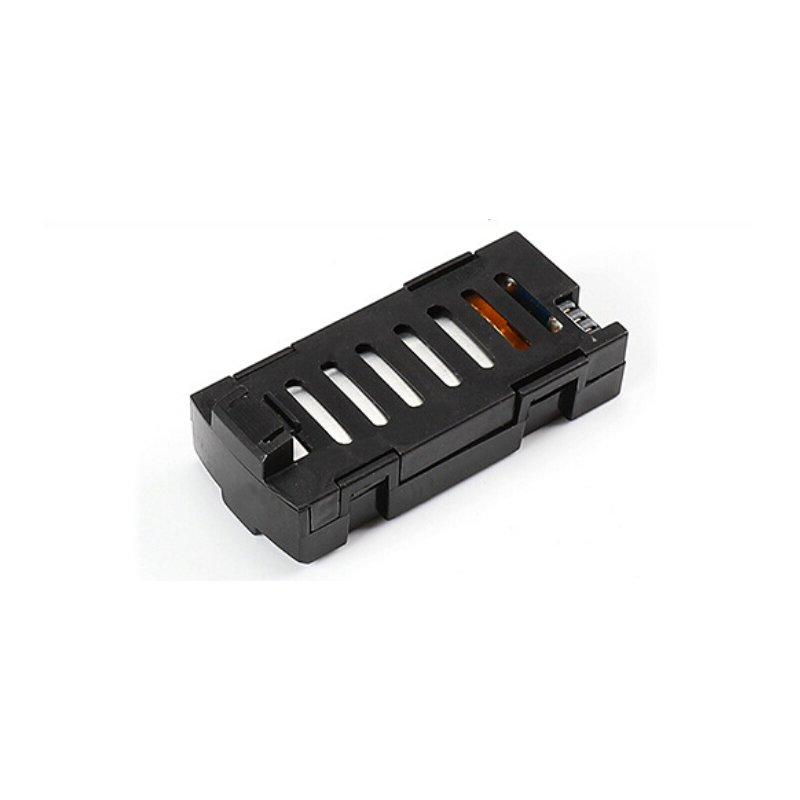 Lf606 Drone Components Accessories Battery 500mAh High Capacity Quadcopter Batteries Rc Drone Kids Toys Parts LiPo Battery Spare