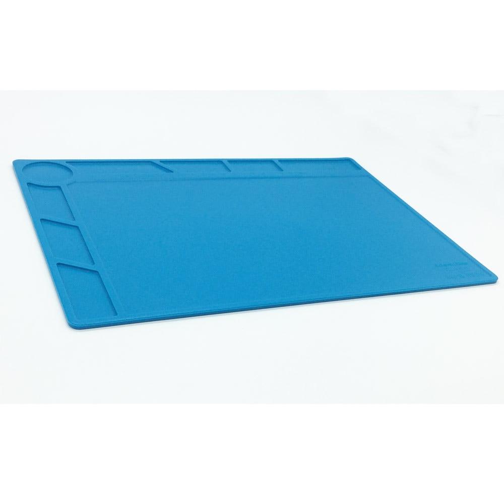 34x23cm con 20 cm scala righello isolamento termico pad in silicone - Set di attrezzi - Fotografia 4