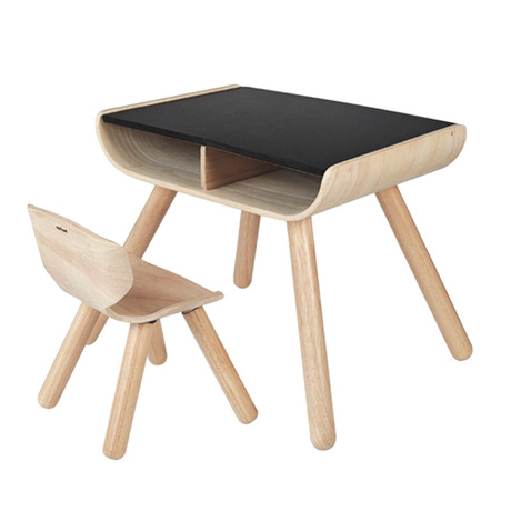 Us 269 99 Children Furniture Sets Kids Furniture Set Solid Wood Kids Table And Chair Set Study Table Chairs Set Bureau Enfant Desk Chair In Children