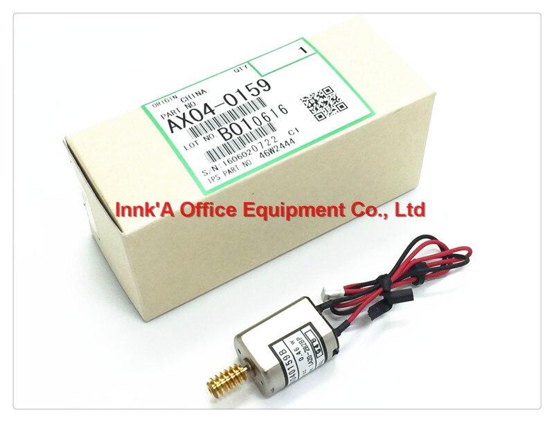 100 Original AX04 0159 AX04 0136 Fuser Cleaning Web Motor For Ricoh Aficio 2060 2075 1060