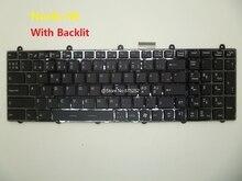 Laptop Keyboard For MSI GE60 2PC-016XNE 2PE-011NE 2QD-895NE 2PC-262XBE 2PC-2806XBE 2PE-247BE 2PE-270BE 2PE-691BE 2PE-697BE