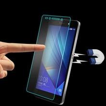 名誉7スクリーンプロテクター電話フロントカバー2.5d 9 h保護フィルム携帯アクセサリー用huawei名誉7強化ガラス