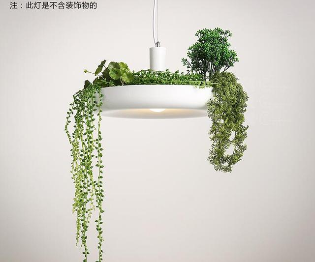 kreative blumen anh nger beleuchtung balkon pflanze blumentopf gang treppen wohnzimmer. Black Bedroom Furniture Sets. Home Design Ideas