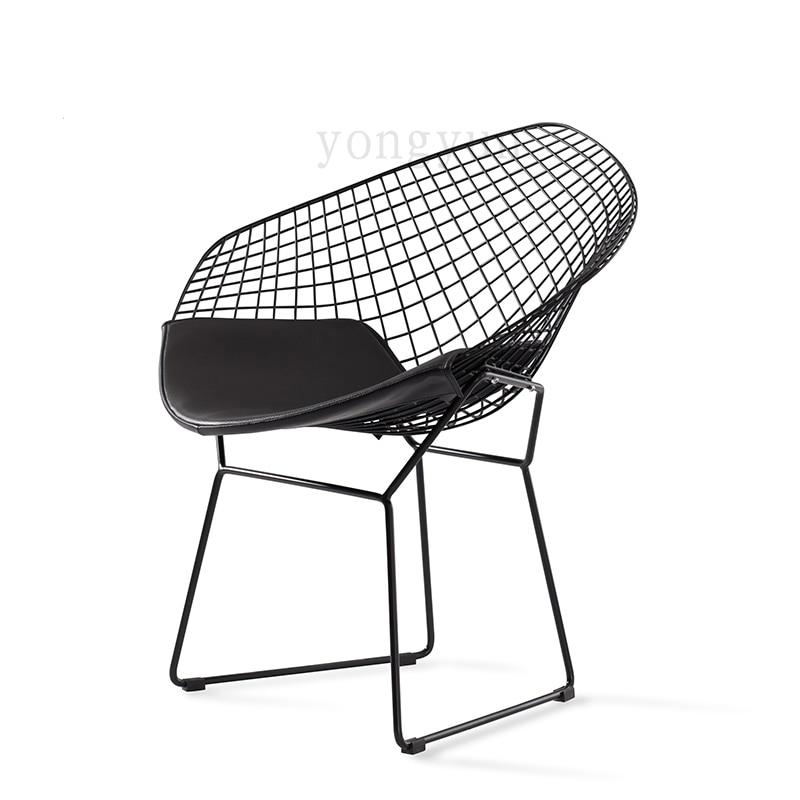 Online kaufen gro handel harry bertoia draht stuhl aus for Design stuhl leisure