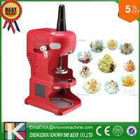 automatic electric taiwanese shaved ice maker / ice shaving machine