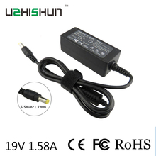 19V 1.58A 30W laptop computer AC energy adapter charger for Acer aspire One AOA110 AOA150 ZG5 ZA3 NU ZH6 D255E D257 laptop computer Battery Charger