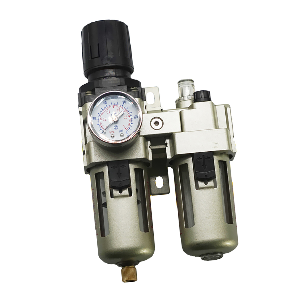 AC3010-03 Air Filter Regulator Oil Water Separator Trap Filter Airbrush ophir pressure gauge airbrush filter air pressure regulator oil water separator trap filter airbrush compressor kit ac010