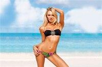 Home Decor Candice Swanepoel Poster Secret Bikini Sexy Girl Posters Model Custom Canvas Wallpaper Sexy Lingerie Sticker #P1469#