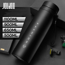 JOUDOO 500/650/900/1100ml Thermos Bottle Stainless Steel Tumbler Insulated Water Portable Vacuum Flask for Travel Cup 35