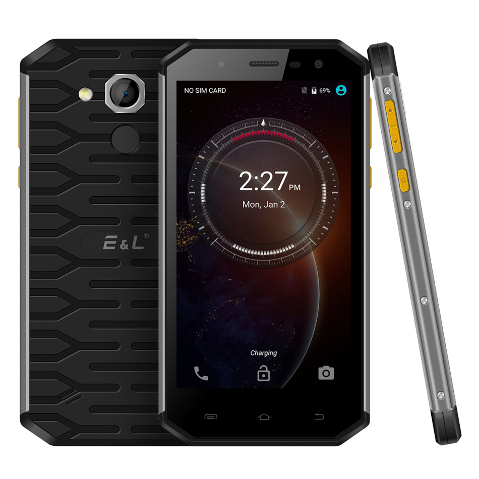 Original S50 Waterproof Phone Shockproof IP68 Rugged Android 6 0 ultra thin Slim Mobile Phone MTK6753