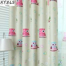 Owl Bedroom Curtains - Home Design - Home Design