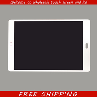 New 9.7 LCD Display + Touch screen Panel Digitizer Glass Assembly Replacement with frame For ASUS ZenPad 3S 10 Z500M P027